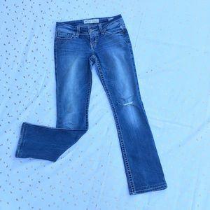 BKE Bootcut Denim Jeans 27L